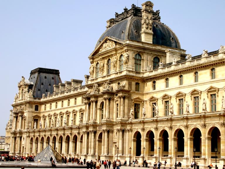 Музей Лувр: история, картины, экскурсии, сайт, фото Paris-Life.info