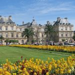 Люксембургский сад (фото)