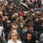 Население Парижа