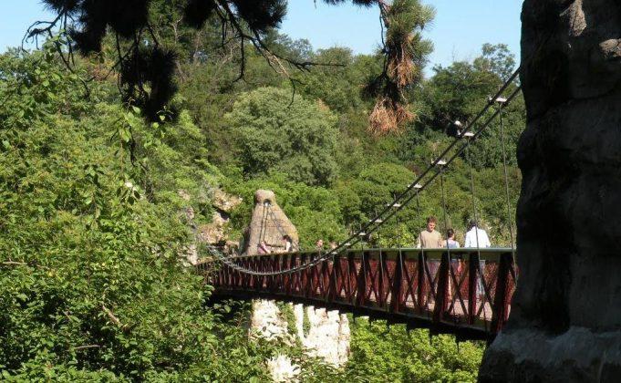 Парк Бют-Шомон (фото)