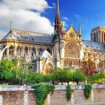 Нотр-Дам де Пари в Париже
