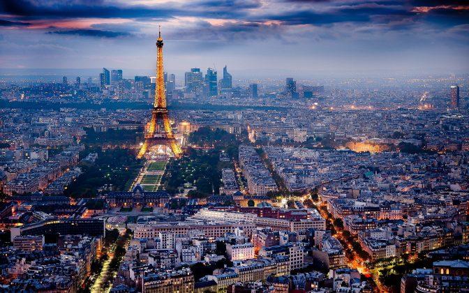 Эйфелева башня: описание, история, высота, фото