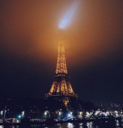 Фото Эйфелева Башня в Париже