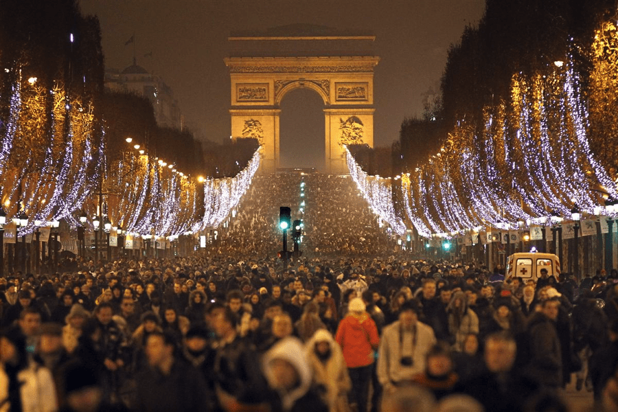 new-years-paris