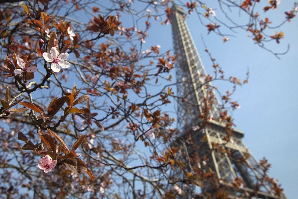 paris-weather-march