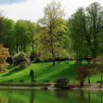 Парк Монсури в Париже (фото)