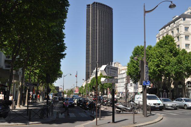 Монпарнас в Париже