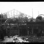 Мулен Руж после пожара в 1915 году