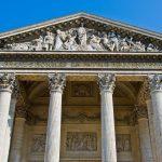 Париж (Пантеон), внешнее убранство!