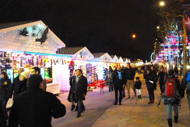 Рождественские ярмарки в январе