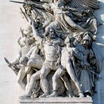 Скульптура Марсельеза