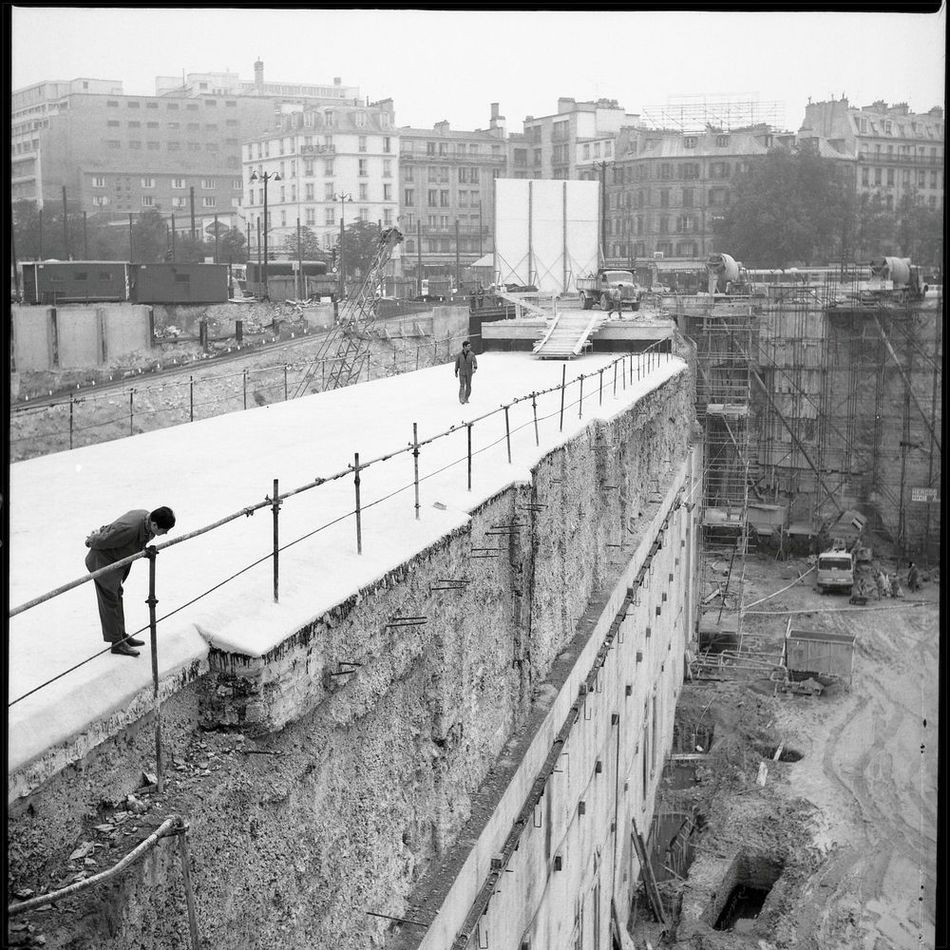 Строительство Монпарнас