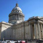 Усыпальница Пантеон в Париже
