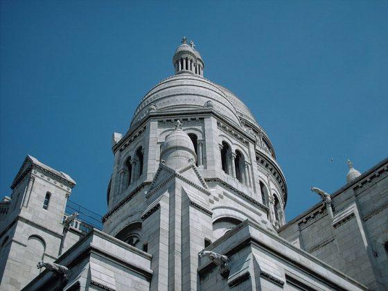 Храм Сакре-Кер в Париже