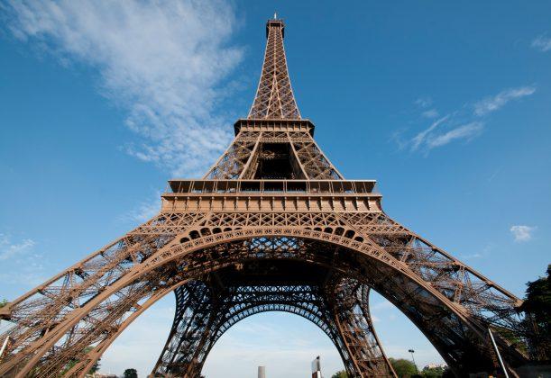 Эйфелева башня в Париже!