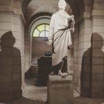 Скульптуры Пантеона