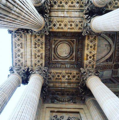 Архитектура Пантеона