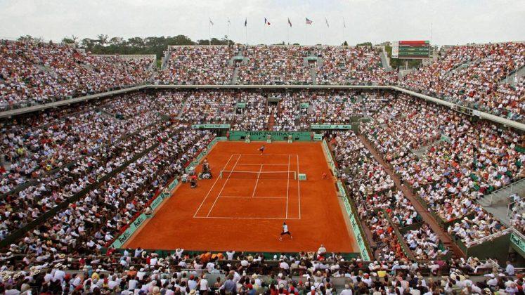 Теннисный турнир «Ролан Гарос»