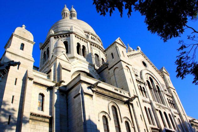 Сакре-Кер в Париже (Фото)