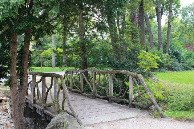 Булонский лес в Париже