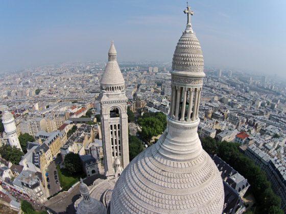 Церковь Сакре-Кер Париж