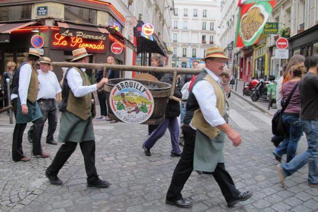 Праздник урожая в Париже (Октябрь)