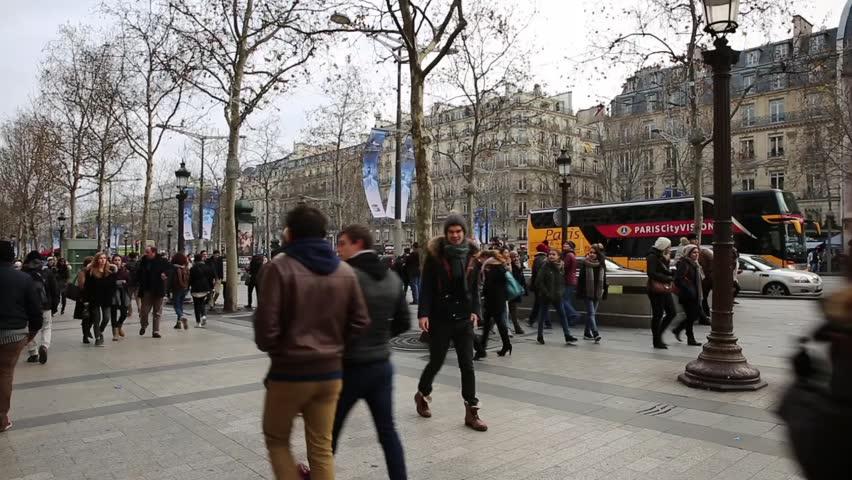 Париж в феврале: погода в феврале, праздники