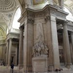 Пантеон в Париже (внутри)