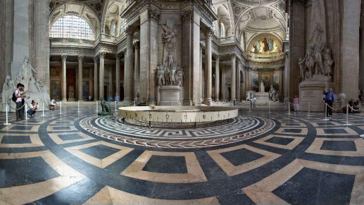 Париж (Пантеон внутри)