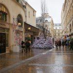 Погода в январе в Париже