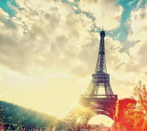 Париж в Сентябре (фото)