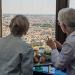 Ресторан Le Ciel de Paris