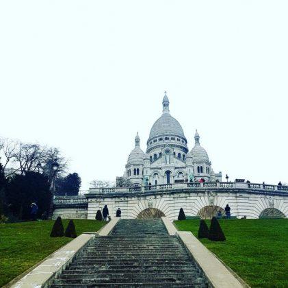Собор в Париже (SacreCoeur)