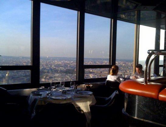 Вид с ресторана