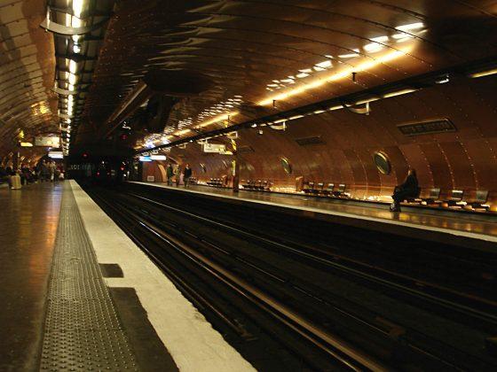 Станция Arts et Metiers