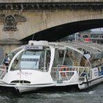Туристический кораблик Batobus