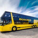 Автобусы Ecolines из Москвы