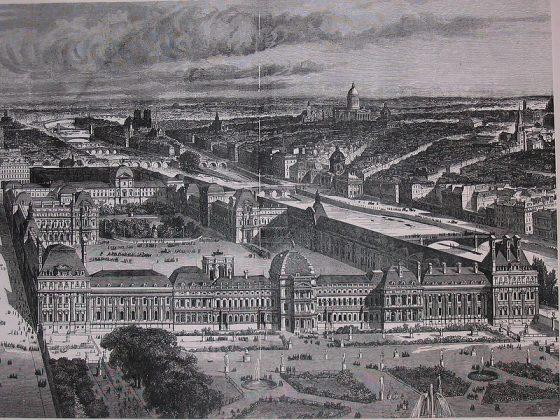 Дворец Тюильри