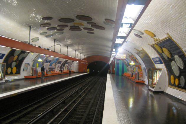 Перрон Pont-Neuf