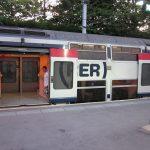 Из Орли в Париж на электричке RER
