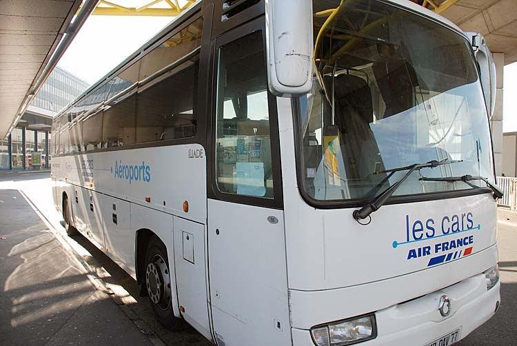 Автобус AirFrance