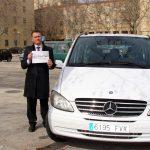 Такси из Шарль де Голль в Париж