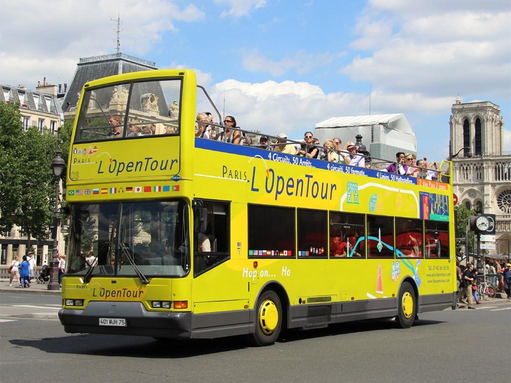 Экскурсии с L'Open Tour
