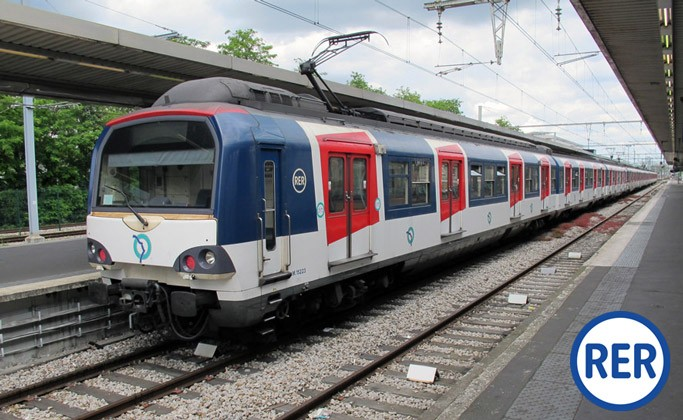 Электричка RER