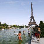 Летние дни в Париже