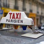 Такси из аэропорта Орли в Париж