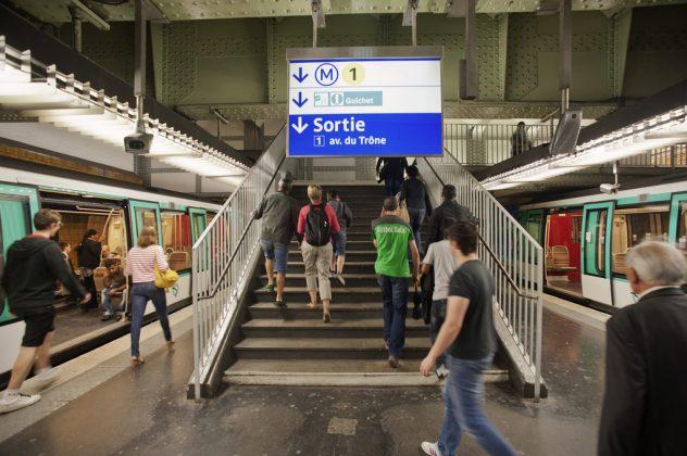 Парижское метро