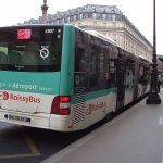 Автобус Roissybus в Париж