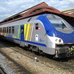 Поезд TER (Train Express Régional)
