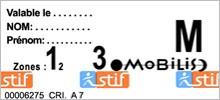 Многоразовый билет (Мобилис)